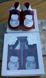 DAISY ROOTS CHRISTMAS SHOES