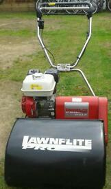 LAWNFLITE TD 500 GH PRO GOLF 10 BLADE CYCLINDER LAWN MOWER POWERED BY HONDA GX 160 5.5 HP
