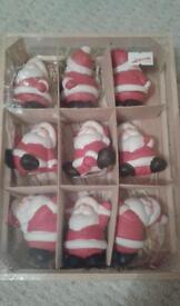 Brand new Christmas ornaments job lot