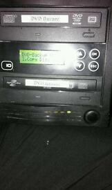 dvd CD copier one on one