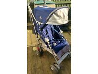Maclaren techno xlr pushchair buggy stroller