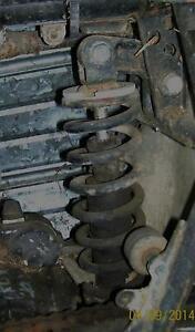 Kawasaki KDX175 rear shock