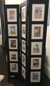 Brand new room divider/ photo display,excellent Christmas present for someone
