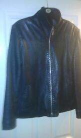 Bugatti Men's Lambs Leather Jacket