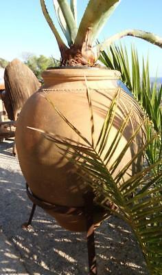 Garden Flower Vase Clay Vase Amphora Terracotta Vase Vascular Antique