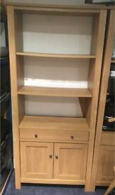 Tall Shelving Unit / Bookcase