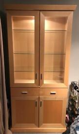 Furniture Village Display Cabinet