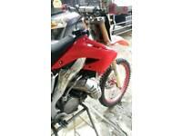 2004 HONDA CR125