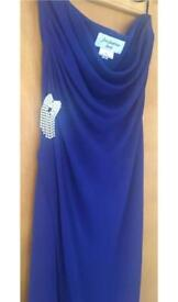 Designer dress size 10