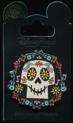 Coco Sugar Skull Pixar Disney Pin 125417