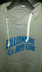 Billionaires boys club hoody large
