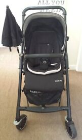 Maxi-cosi Streety Plus Travel System