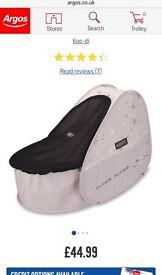 Koo-di sleep and travel bassinet