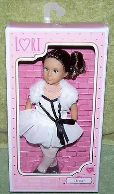 """Lori by Our Generation DREA 7"""" Doll New"""