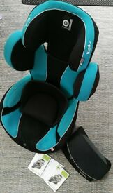 kiddyphoenixfixpro2 car seat , 9m/4 years