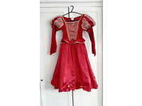 HAMLEYS Costume Girls Fancy Dress Outfit