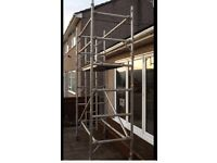 /////////////// YOUNGMAN boss scaffold tower £350 //////////////////