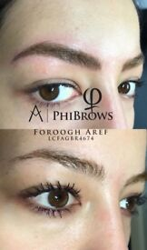 Eyebrows Microblading (Phibrows Artist)