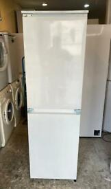 Whirlpool White Colour Integrated Fridge Freezer With Free Delivery 🚚