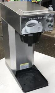 Newco air pot coffee brewer - Model AKLD - warranty - FREE SHIPPING