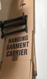 Removal boxes X3 for garment hanging