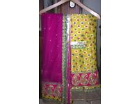 Beautiful lengha brand new for sale!