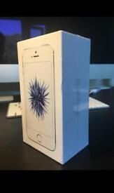IPhone se 32gb O2 new