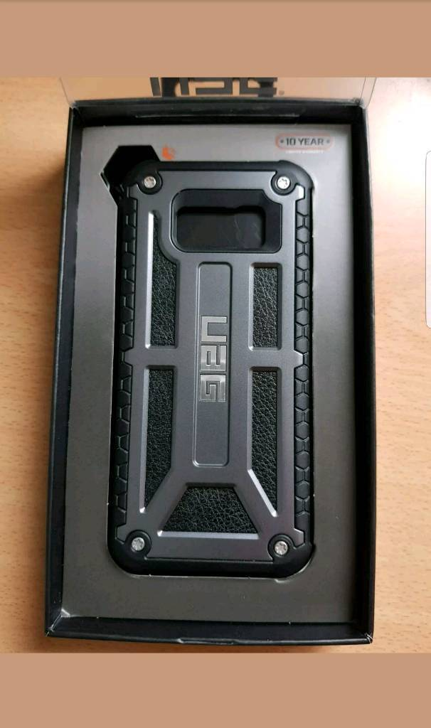 best sneakers 49c2f 10f0f UAG Urban Armor Gear Monarch samsung galaxy s8 case | in Alum Rock, West  Midlands | Gumtree