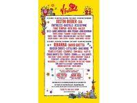 2 x V Festival Hyland Park Full Weekend Red Camping