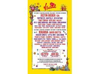 2x VFEST WEEKEND TICKETS with included camping