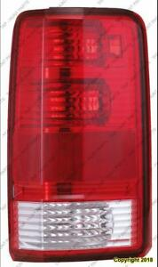 Tail Lamp Passenger Side Dodge Nitro 2007-2011