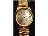 ## Presidential Rolex Datejust ## - £35 delivered