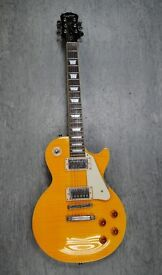 Epiphone Les Paul Standard Plus Top Pro Honey Burst 2009 £320