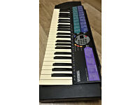 Yamaha Keyboard PSR 75, very good condition, power supply included