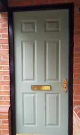 Secure External Door - Excellent Condition