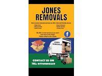 Jones removals