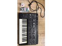 Vintage Roland SH 1 SH1 Analog synthesizer monophonic synth