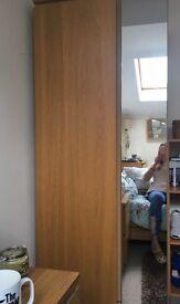 IKEA WARDROBE WITH A MIRROR