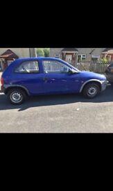 Vauxhall merit 1.2