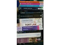 LLB Law Undergraduate Books First Year/ Second Year Book