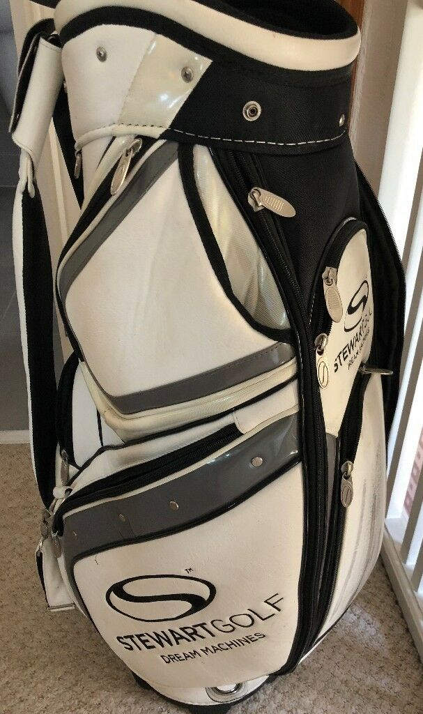 ac00fae34c1 Stewart Golf Tour Cart Bag | in Surbiton, London | Gumtree