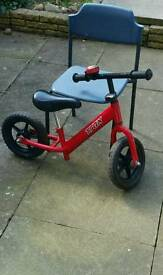 First kids balance bike