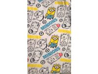 Age 5-6 Brand New with tag Minion t-shirt