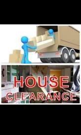 Man&Van,Waste clearance , Rubbish collection , House clearances , office clearances , Garden waste