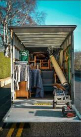 Man and van, removals, SIMPLY AND EASY !!!
