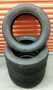 (Z7) Pneus Ete - Summer Tires 215-60-17 Firestone 8/32