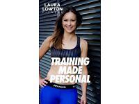 Female Personal Trainer, London Fields Hackney or Online based