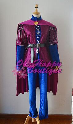 Sleeping Beauty aurora Prince Phillip Cosplay Costume men halloween adult](Prince Phillip Halloween Costume)