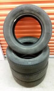 (Z1) Pneus Ete - Summer Tires 225-65-17 Goodyear