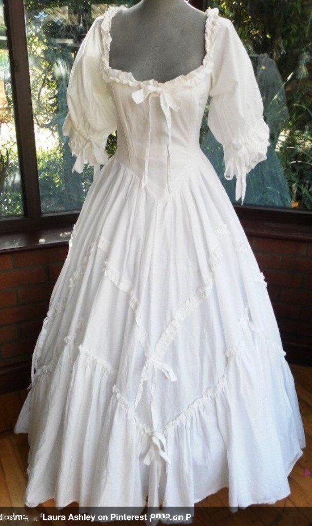 vintage laura ashley wedding dress   in Westhill, Aberdeenshire ...